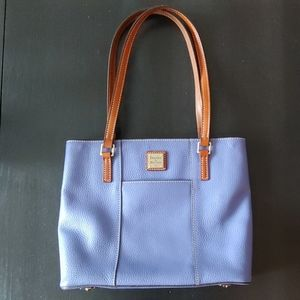 Dooney and Burke purple purse. NWOT.